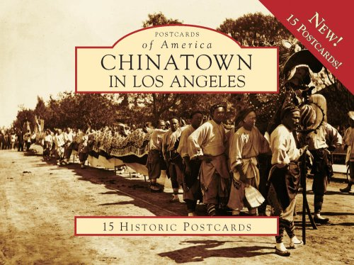 9780738569574: Chinatown in Los Angeles (Postcard of America) (Postcards of America)
