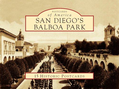 9780738569581: San Diego's Balboa Park (CA) (Postcards of America)