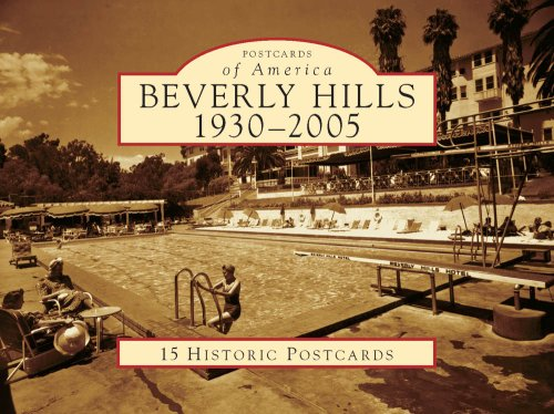9780738569741: Beverly Hills, 1930-2005 (Postcards of America: California)