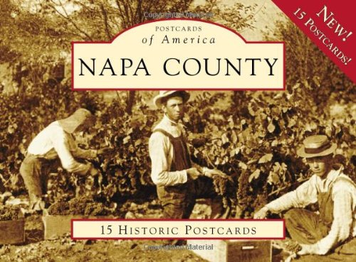 9780738570433: Napa County (Postcards of America)