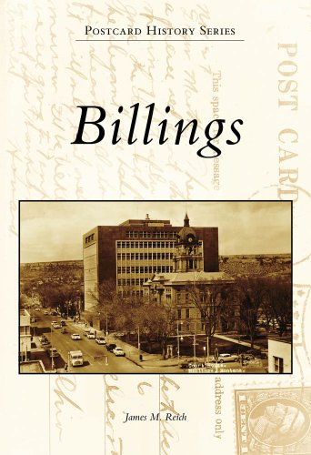 9780738570464: Billings (Postcard History Series)