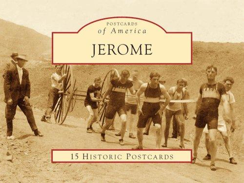 9780738570549: Jerome (Postcards of America: Arizona)