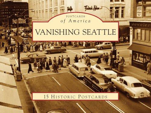 9780738570594: Vanishing Seattle (WA) (Postcards of America)
