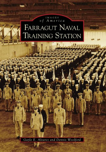 9780738570969: Farragut Naval Training Station (Images of America)