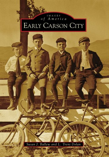 9780738571584: Early Carson City (Images of America)
