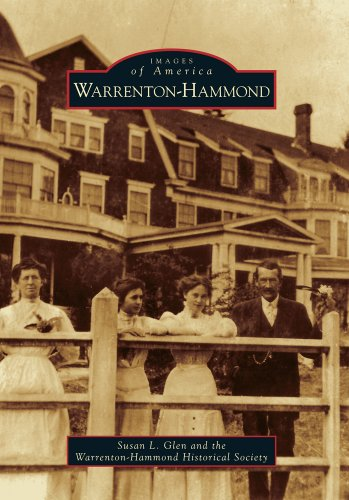 9780738571607: Warrenton-Hammond (Images of America)
