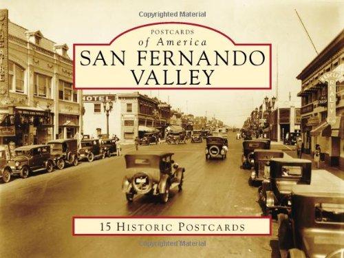 9780738571706: San Fernando Valley (Postcards of America)