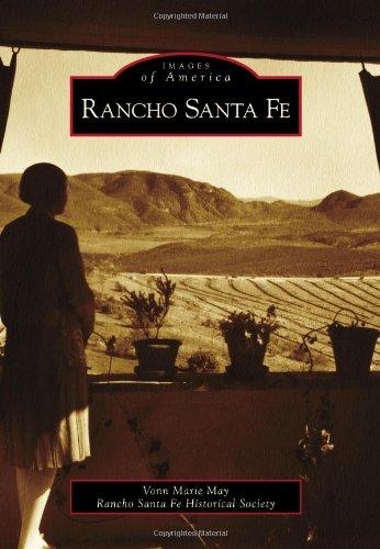 9780738571850: Rancho Santa Fe (Images of America)