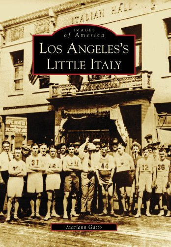 9780738571881: Los Angeles's Little Italy (Images of America)