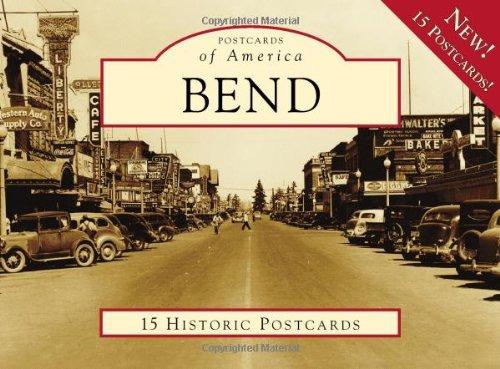 9780738571997: Bend (Postcards of America)