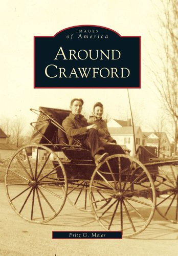 9780738572376: Around Crawford (Images of America)
