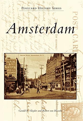 9780738572536: Amsterdam (Postcard History)