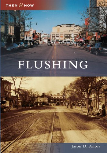 9780738572574: Flushing (Then and Now)