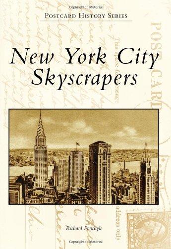 9780738572963: New York City Skyscrapers (Postcard History)