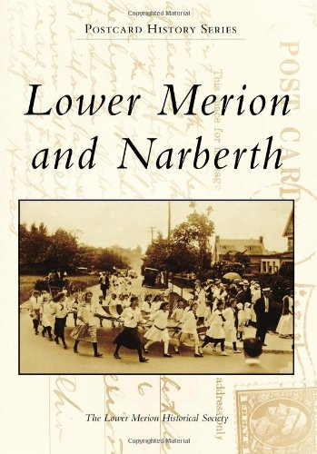 9780738573380: Lower Merion and Narberth (Postcard History)