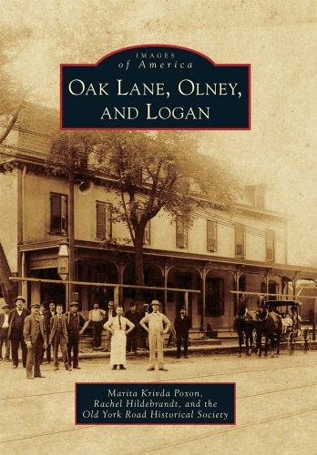 9780738573861: Oak Lane, Olney, and Logan (Images of America)