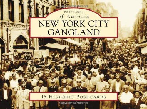 9780738573878: New York City Gangland (Postcards of America)