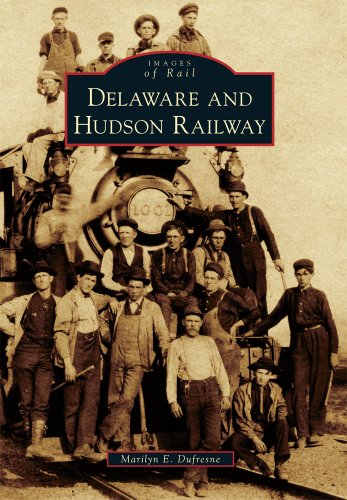 9780738573908: Delaware and Hudson Railway (Images of Rail)