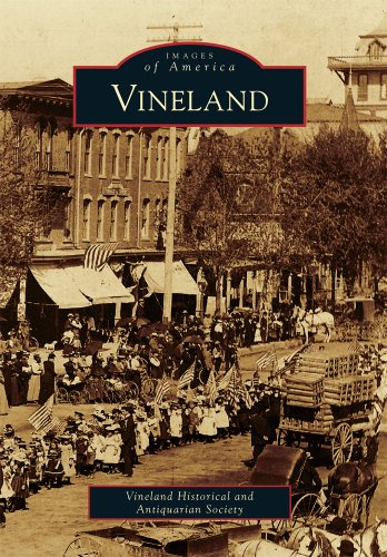 9780738573953: Vineland (Images of America Series)