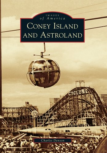 9780738574288: Coney Island and Astroland (Images of America)