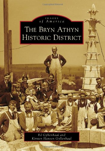 9780738574325: The Bryn Athyn Historic District (Images of America)