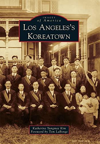 9780738575520: Los Angeles's Koreatown (Images of America)
