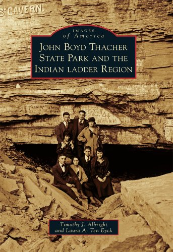 9780738575964: John Boyd Thacher State Park and the Indian Ladder Region (Images of America)