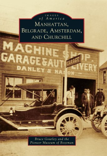 9780738576091: Manhattan, Belgrade, Amsterdam, and Churchill (Images of America)