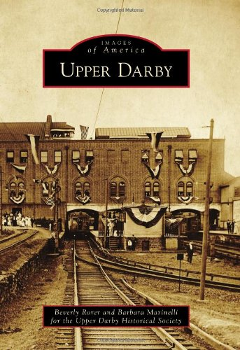 9780738576374: Upper Darby (Images of America)