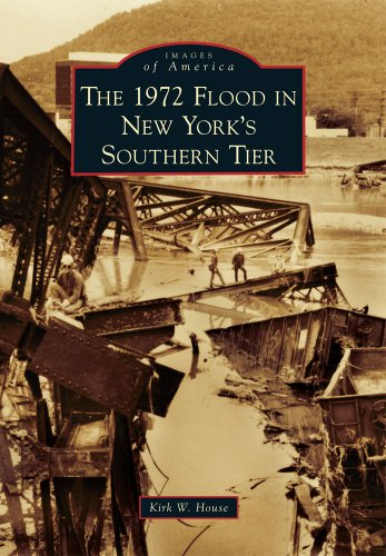 9780738576787: The 1972 Flood in New York's Southern Tier (Images of America)