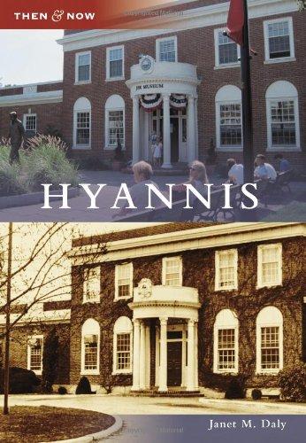 9780738576824: Hyannis (Then & Now)