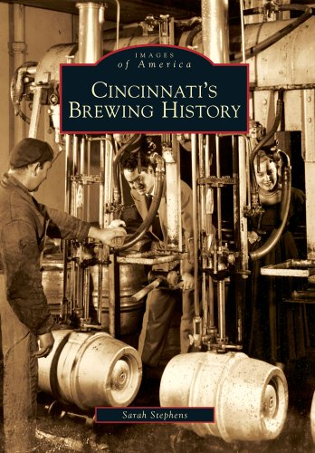 9780738577906: Cincinnati's Brewing History (Images of America)