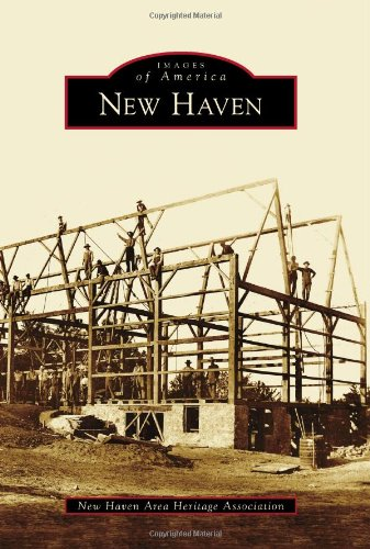 9780738578002: New Haven (Images of America Series)