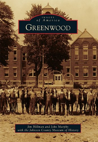 Greenwood (Images of America): Jim Hillman