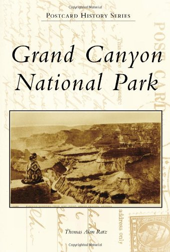 9780738578569: Grand Canyon National Park (Postcard History)