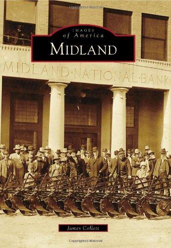 9780738578965: Midland (Images of America)