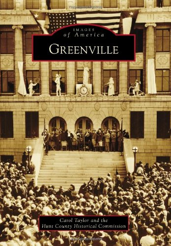 9780738579108: Greenville (Images of America)
