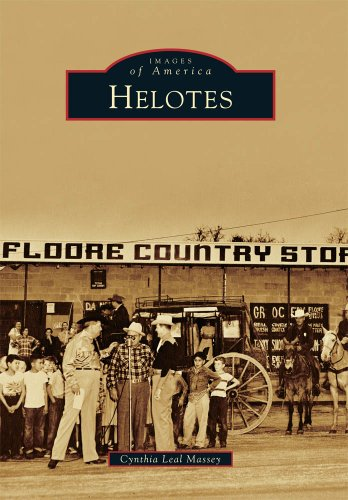 9780738579443: Helotes (Images of America)