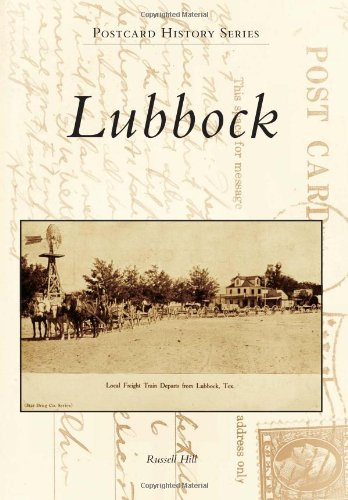 Lubbock (Postcard History): Hill, Russell
