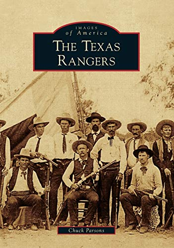 9780738579825: The Texas Rangers (Images of America Series)