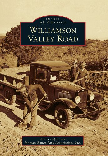 9780738579870: Williamson Valley Road (Images of America)