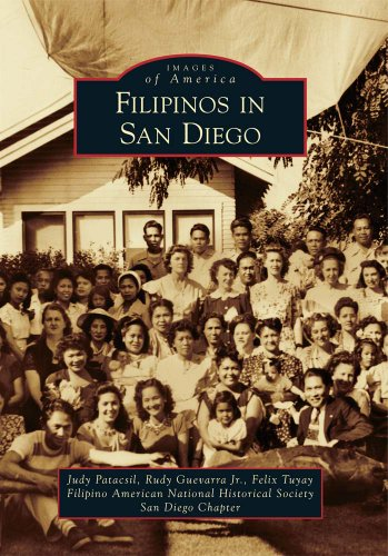 9780738580012: Filipinos in San Diego (Images of America)