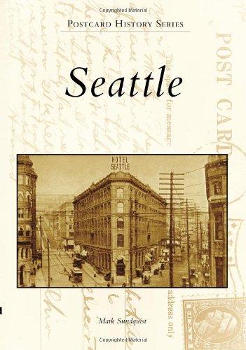 9780738580081: Seattle (Postcard History)