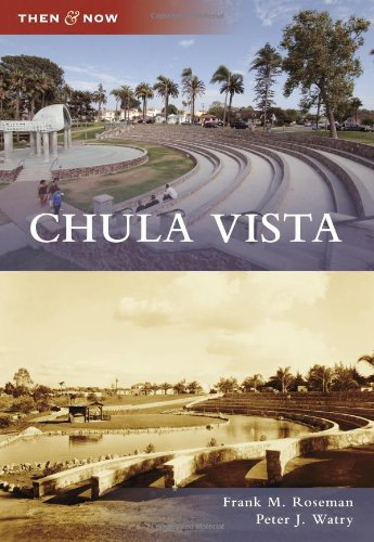 9780738580166: Chula Vista (Then and Now)