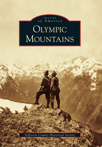 9780738580227: Olympic Mountains (Images of America)