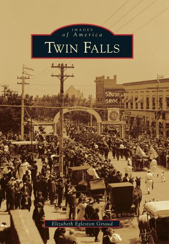 9780738580272: Twin Falls (Images of America)