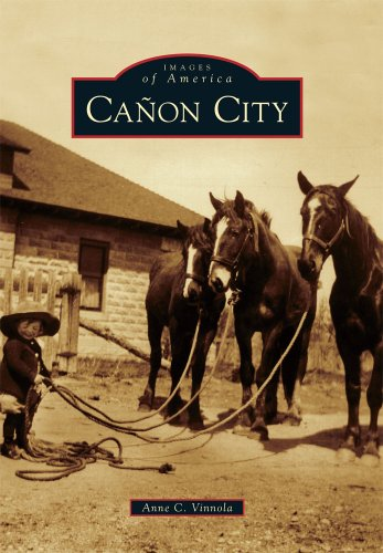 9780738580371: Canon City (Images of America)