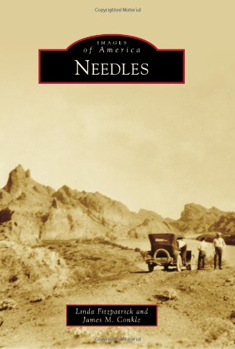 9780738580647: Needles (Images of America)