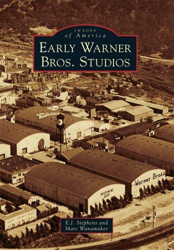 9780738580913: Early Warner Bros. Studios (Images of America)