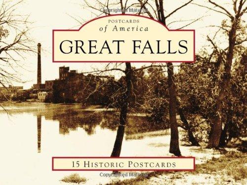 9780738580951: Great Falls (Postcards of America)